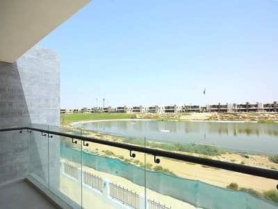 5 Bedroom Villa for Sale in DAMAC Hills (Akoya by DAMAC), Dubai - Full Golf Course & Lake View | Limited Luxury Villa