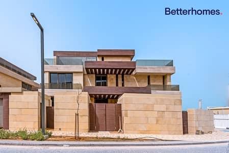 فیلا 7 غرف نوم للبيع في جزيرة السعديات، أبوظبي - Unique Location I Direct Beach Access | Luxurious