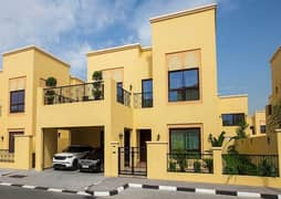 Owns 5 BR  Villa  In Nad Al Sheba |OFFER 2% DLD WAIVER | 5 YEARS FREE SERVICE CHARGE