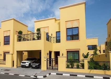 فیلا 5 غرف نوم للبيع في ند الشبا، دبي - Owns 4 BR  Villa  In Nad Al Sheba |OFFER 2% DLD WAIVER | 5 YEARS FREE SERVICE CHARGE