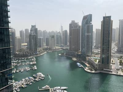 2 Bedroom Flat for Sale in Dubai Marina, Dubai - Brand New - Full Marina View - Modern Furnishing