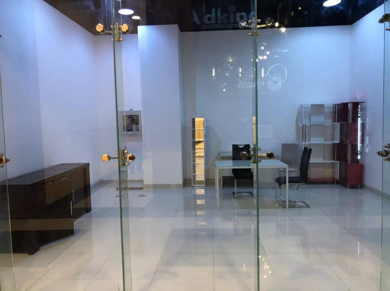 Fitted Shop  | Damac Park Towers | DIFC | For All Business Type