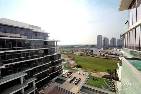 فلیٹ 2 غرفة نوم للبيع في داماك هيلز (أكويا من داماك)، دبي - Vacant On Transfer | 2 Bed | Pool View