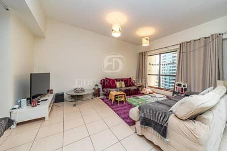 2 Bedroom Apartment for Rent in Jumeirah Beach Residence (JBR), Dubai - Vaastu Compliance   Huge Balcony   Marina view