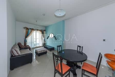 شقة 1 غرفة نوم للايجار في أبراج بحيرات الجميرا، دبي - Fully Furnished | Beautiful 1 Bed | Vacant