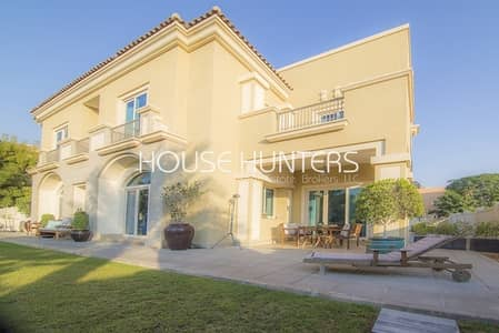 Lovely B1 villa with Golf Course view