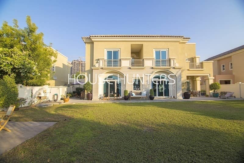 2 Lovely B1 villa with Golf Course view