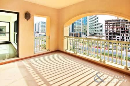 شقة 2 غرفة نوم للبيع في نخلة جميرا، دبي - 2 Bedrooms + Maids | Investment | C Type