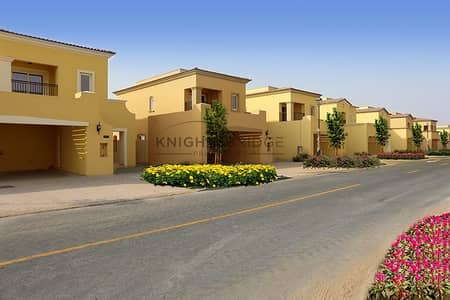 3 Bedroom Villa for Rent in Dubailand, Dubai - Corner unit|North East Facing|Single Row