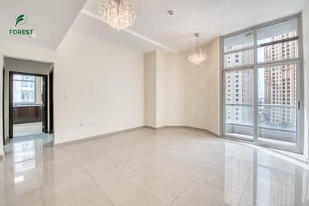 شقة 1 غرفة نوم للايجار في دبي مارينا، دبي - Spacious Unit | 1 Bed | Low Floor | Vacant