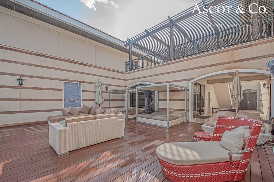 2 Exclusive | Furnished Royal Lagoon Villa