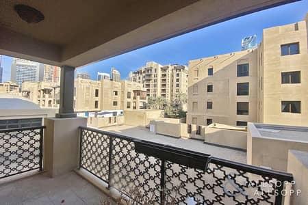 فلیٹ 3 غرف نوم للايجار في المدينة القديمة، دبي - 3 Beds Plus Maids | Study | Available Now