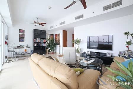 2 Bedroom Apartment for Sale in Jumeirah Lake Towers (JLT), Dubai - 2 Beds | Rare Layout | Vacant On Transfer