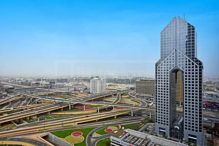 Shell and Core office in Central Park - DIFC