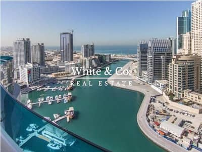 1 Bedroom Apartment for Rent in Dubai Marina, Dubai - Fully upgraded and furnished |  Spacious