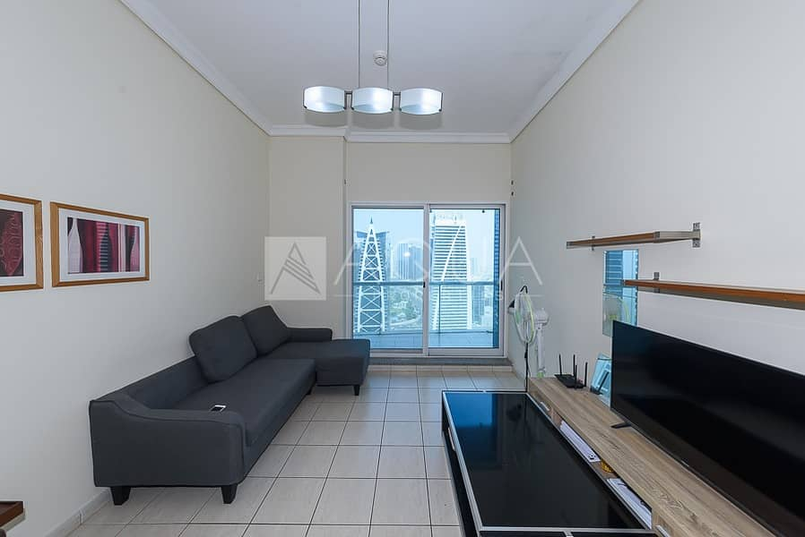 2 Full Lake View | Fully Furnished | Front of Metro