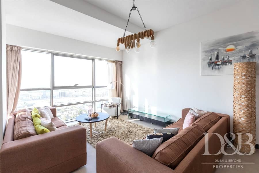 High Floor | Panoramic View | Brand New Unit