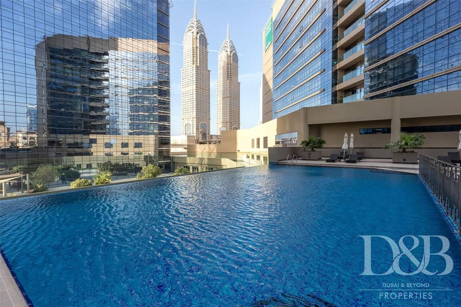 2 13 Month | High Floor | New Unit Available