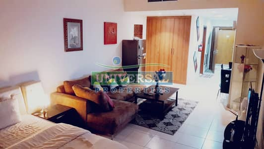 Studio for Rent in Al Rashidiya, Ajman - Studio Flat Available for Monthly Rental in Ajman