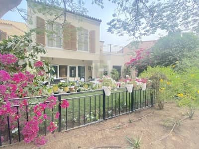 3 Bedroom Townhouse for Sale in Green Community, Dubai - Exclusive | Upgraded | Close to Pool | VOT