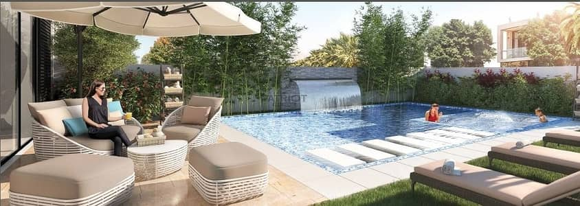4 Bedroom Villa for Sale in DAMAC Hills (Akoya by DAMAC), Dubai - SILVER SPRING VILLAS | 14% DP | BIG BACKYARDS |