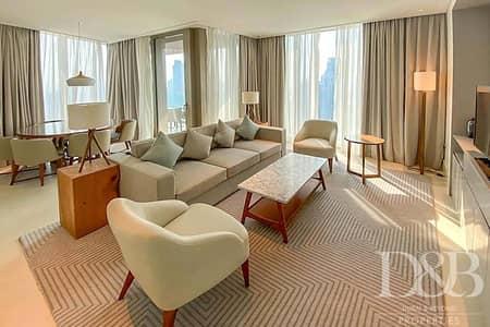 فلیٹ 2 غرفة نوم للبيع في وسط مدينة دبي، دبي - Resale | Genuine Price | Prime Location