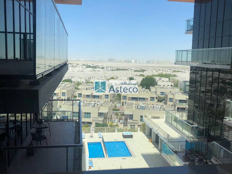 Spacious | Great location | Sheikh Mohammed Bin Zayed Road and Ras Al Khor Road |