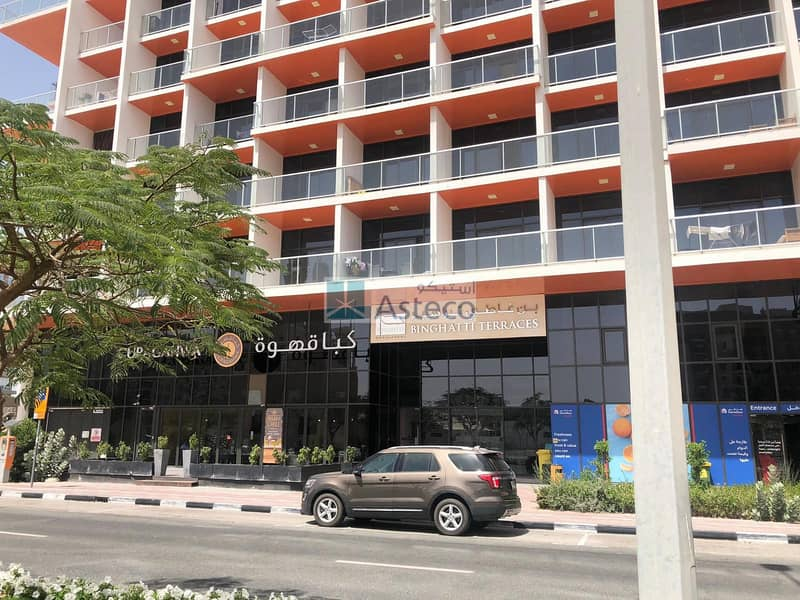 2 Spacious | Great location | Sheikh Mohammed Bin Zayed Road and Ras Al Khor Road |