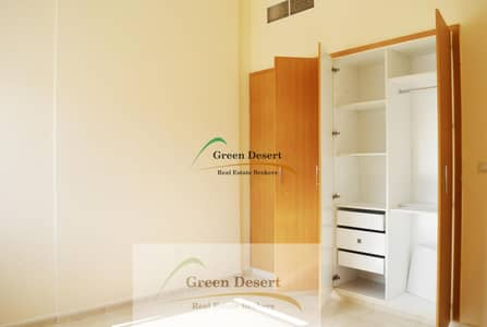 شقة 1 غرفة نوم للايجار في واحة دبي للسيليكون، دبي - 1 BHK Axis 8 Partial Villa View