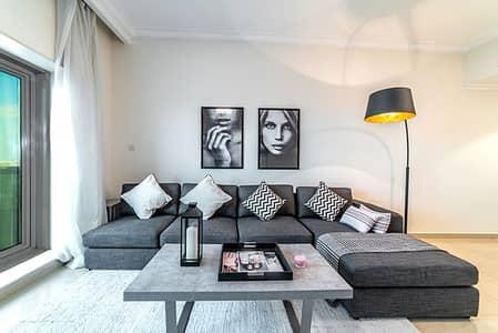 فلیٹ 3 غرف نوم للبيع في شارع الشيخ مكتوم بن راشد، عجمان - تملك شقتك بأفخم أبراج عجمان ( برج الكونكور ) 3 غرف وصالة