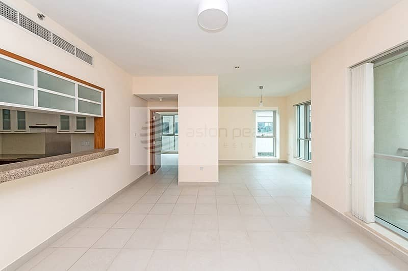 2 Largest One Bed plus Study | Rented | On Low Floor
