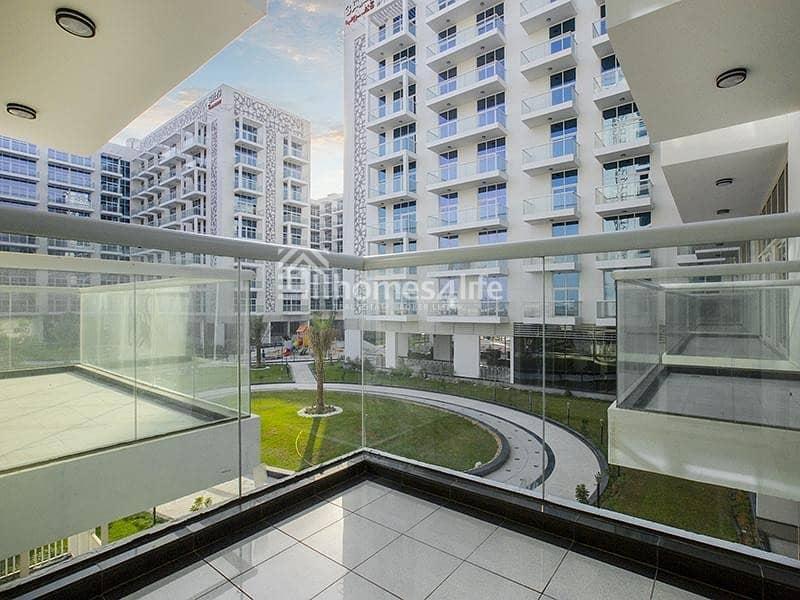 12 Cozy! Garden View ! Apartment for Rent