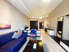 Furnished studio with all facilities