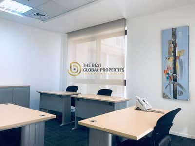 Office for Rent in Al Mamzar, Dubai - Al Mamzar | Fully Furnished Offices | Ideal Location
