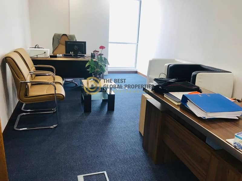 Fully Furnished Offices | Near Dubai Airport