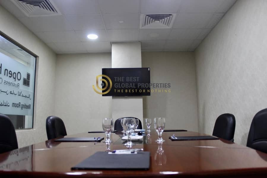 9 Fully Furnished Offices | Near Dubai Airport