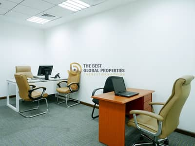 Office for Rent in Sheikh Zayed Road, Dubai - Fully Furnished | Near Metro | Sheikh Zayed Road