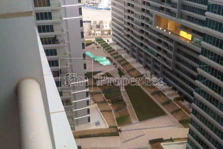 1 Bedroom Flat for Sale in Dubailand, Dubai - Cosy 1 bedroom in skycourts Towers