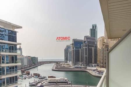شقة 2 غرفة نوم للبيع في دبي مارينا، دبي - Investor Deal| Large 2 Br | Top Floor