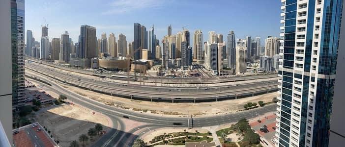 1 Bedroom Flat for Sale in Jumeirah Lake Towers (JLT), Dubai - Marina Skyline View || Elegant Design ||  Open Kitchen