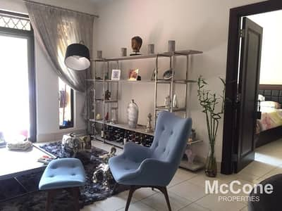 فلیٹ 3 غرف نوم للايجار في المدينة القديمة، دبي - Available in March | Close to Souq | Low Floor
