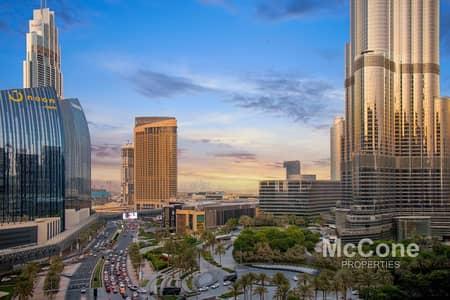 4 Bedroom Apartment for Sale in Downtown Dubai, Dubai - Brand New Duplex Penthouse   Burj Khalifa View
