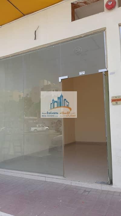 Shop for Rent in Al Nuaimiya, Ajman - Shops for rent ! on the main & buys road! al nuaimia 2! near safeer mall