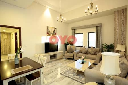 2 Bedroom Apartment for Rent in Bur Dubai, Dubai - 7499 Monthly 2BHK | Fully Furnished | Free  DEWA/ Wifi | No Commission