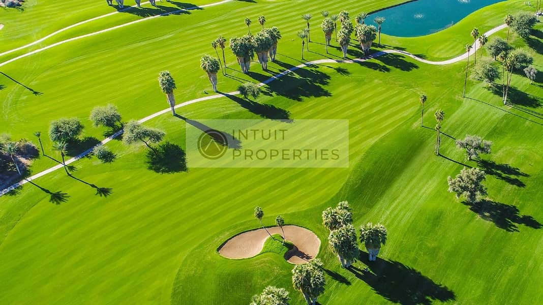 2 Booking 10% Post Payment Plan Golf course View