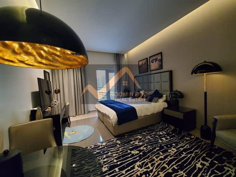 Luxury furnished studio / Business Bay
