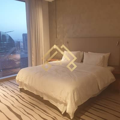 2 Bedroom Hotel Apartment for Rent in Downtown Dubai, Dubai - BEST DEAL Full Panoramic View-High Floor Hotel Apt in Vida Residences . . . !