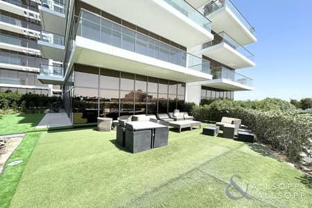 فلیٹ 1 غرفة نوم للبيع في نخلة جميرا، دبي - Spacious Ground Floor Unit At The 8 | 1Bed