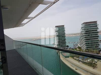 3 Bedroom Apartment for Sale in Al Raha Beach, Abu Dhabi - A Full Sea View Apartment