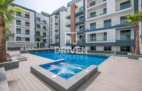 2 Bedroom Apartment for Rent in Jumeirah Village Circle (JVC), Dubai - Ground Floor | with Terrace | Spacious